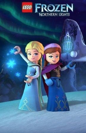 LEGO Frozen: Luzes Congelantes Dublado