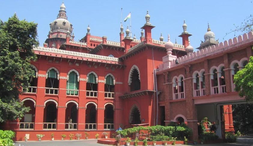 Madras High Court recruitment for Sanitary Worker