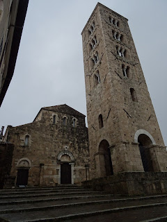 The Cathedral of Santa Maria in Agnani