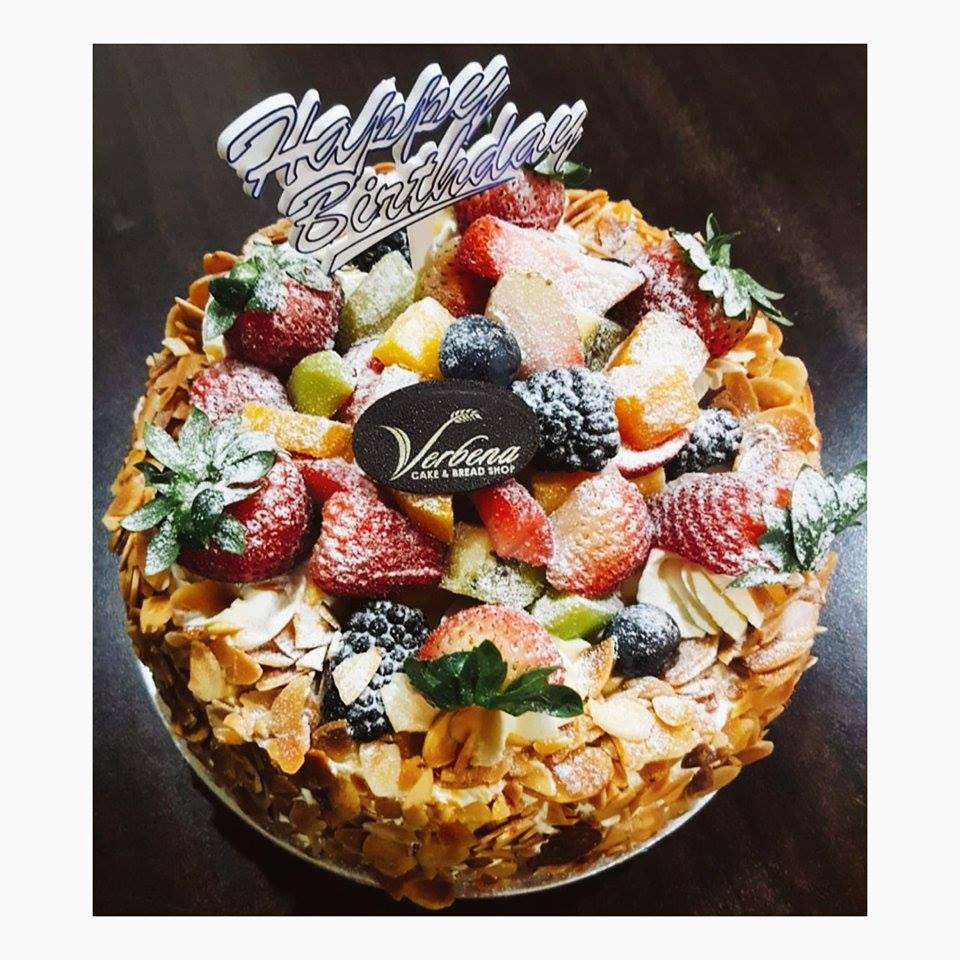 This Fruit Cake Is Normal Size With The Price Of RM 68 Appearance Design Beautiful Colorful And Looks Attractiveness Due To There Are