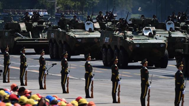 China pone en jaque a EEUU y retoma Taiwán de un golpe hasta 2020