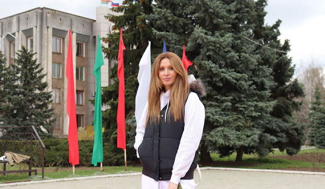 Наталья Казмалы