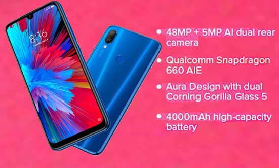 Redmi Note 7S Mobile Review