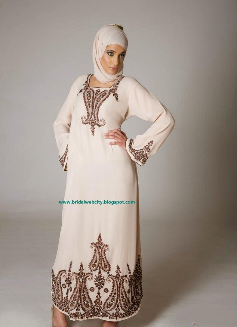 Abaya Wedding Dress 27 Cool Latest Fashion Hijab Styles