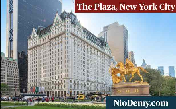 The Plaza, New York City