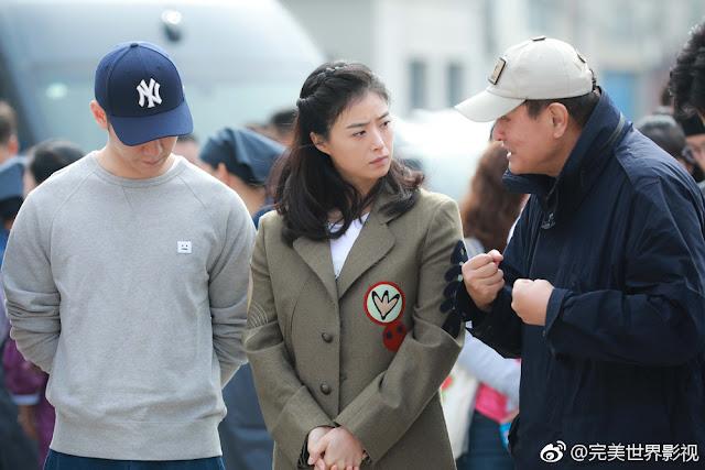 Affair of Half a Lifetime Jiang Xin begins filming