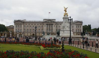 Buckingham Sarayı - Londra