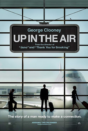 Poster Of Up in the Air 2009 In Hindi Bluray 720P Free Download