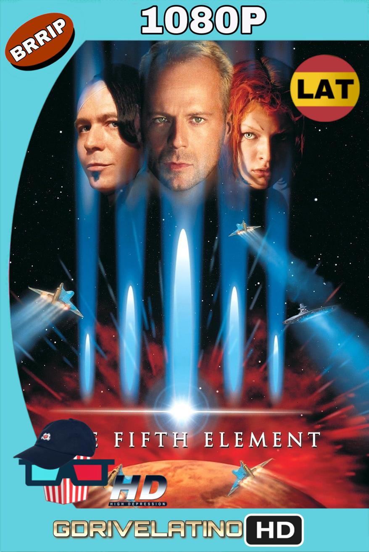 El quinto elemento (1997) (REMASTERED) BRRip 1080p (latino-Inglés) MKV