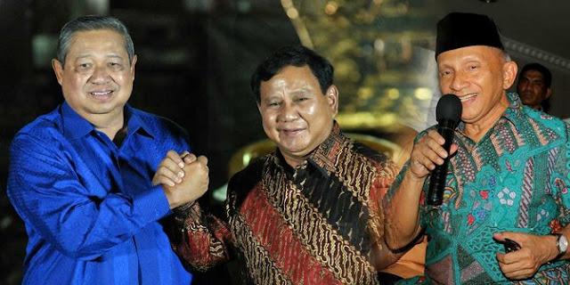Jika Prabowo Menang, Fahri Usul SBY dan Amien Rais Jadi Menteri Senior