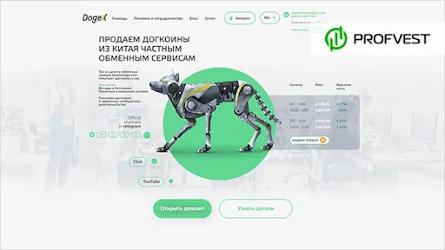 🥇Doge-X.com: обзор и отзывы [HYIP СКАМ]