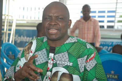 Herdsmen's threat: Fayose asks Ekiti people to be ready for 'war'