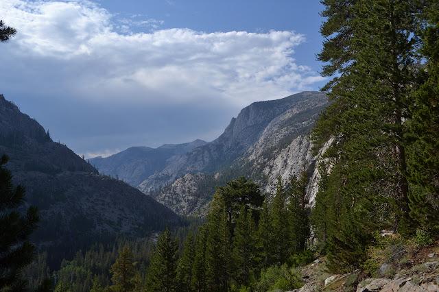 cliffs of granite