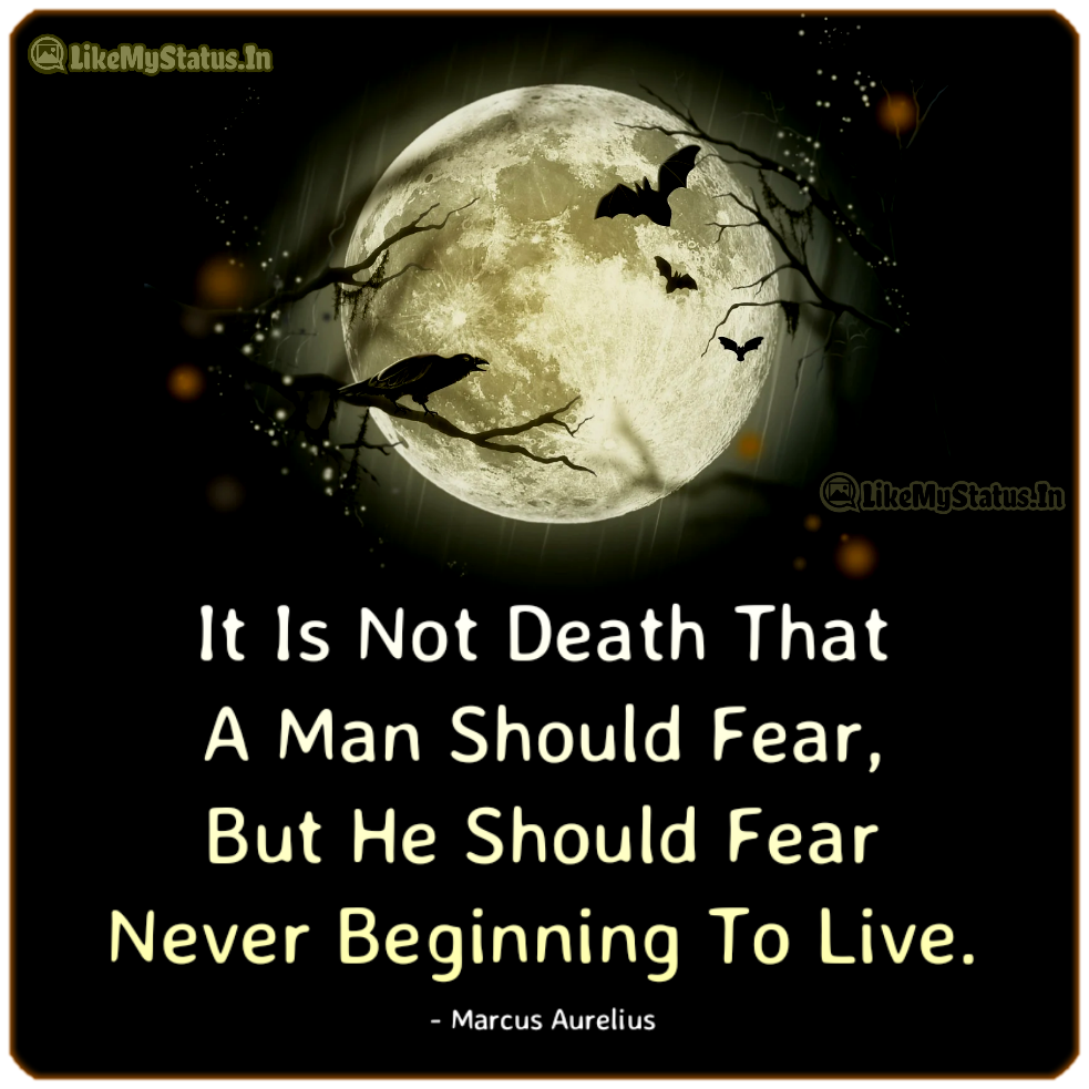 It Is Not Death That A Man English Life Quote Whatsapp Status Tamil Dp Image In Tamil À®¤à®® À®´ À®¸ À®Ÿ À®Ÿ À®Ÿà®¸ Tamil Life Quotes Doctor's death after covid vaccine is being investigated. death that a man english life quote