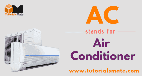AC Full Form