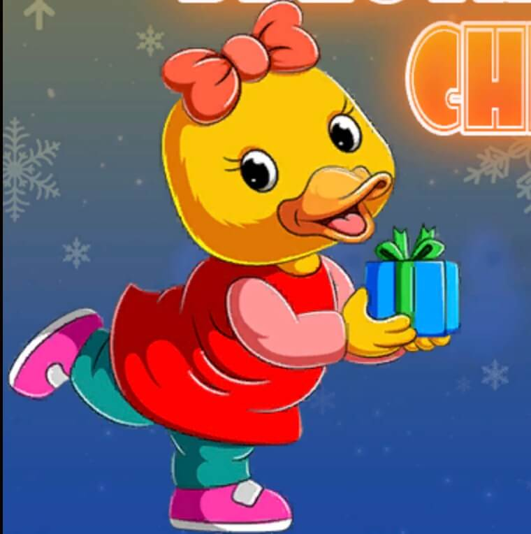 Play PalaniGames Beautiful Cheery Duck Escape