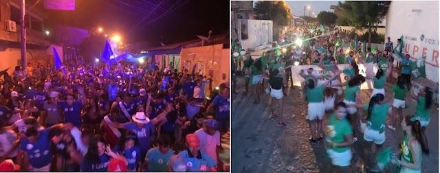 Caminhadas e carreatas no Ceará devem ser evitadas no período eleitoral orienta Secretaria da Saúde do Ceará