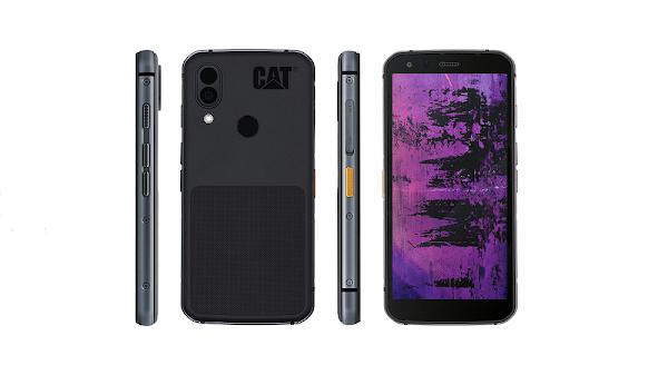 Promoções Black Friday: descontos em telemóveis robustos da Cat Phones, do Bullitt Group