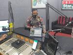 Sosialisasikan Operasi Keselamatan Progo 2021 Melalui Radio Star Jogja FM
