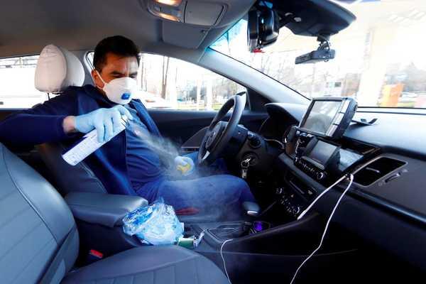أوبر تفرض على السائقين و الراكبين اتخاذ احتياطات خاصة بسبب كورونا