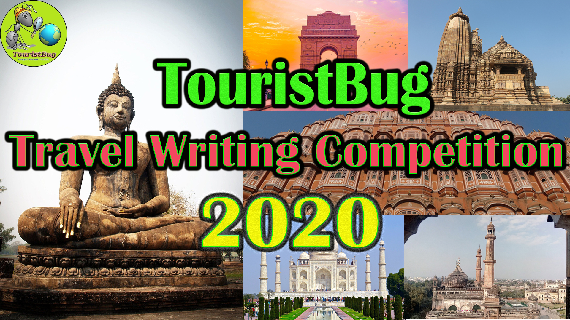 travel writing contests