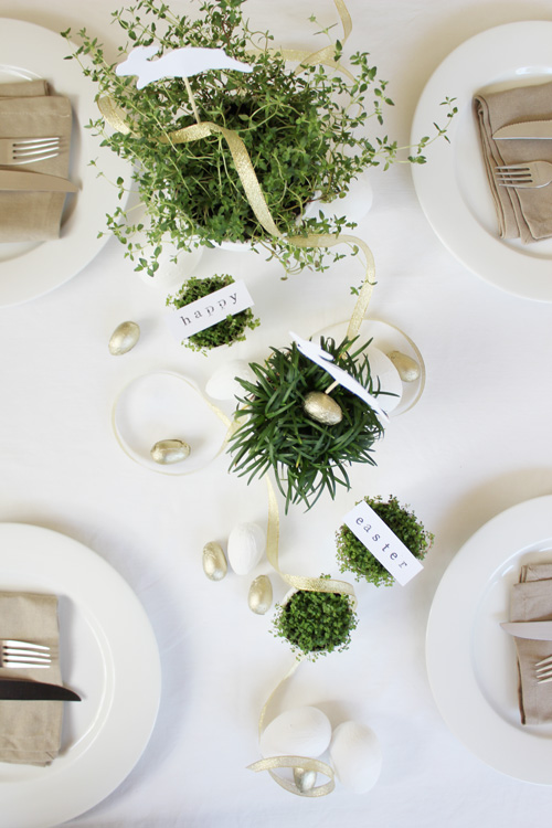 How To Style A Table by Eliza Ellis