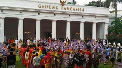 Hari ini Warga Indonesia Peringati Hari Lahir Pancasila