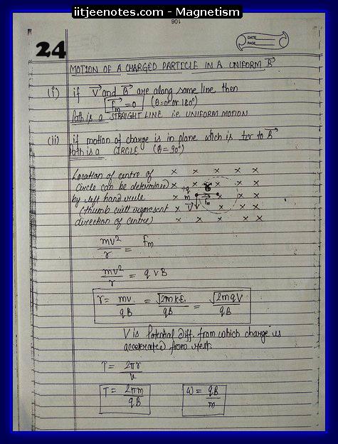 Magnetism Notes9