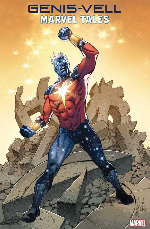 Marvel lanzará 'Genis-Vell: Marvel Tales' #1 este noviembre.