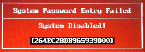 Samsung Notebook NP900X3L Master Password ¦ Unlock Notebook