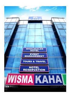 Cara Pesan Kaha Hotel Revervation