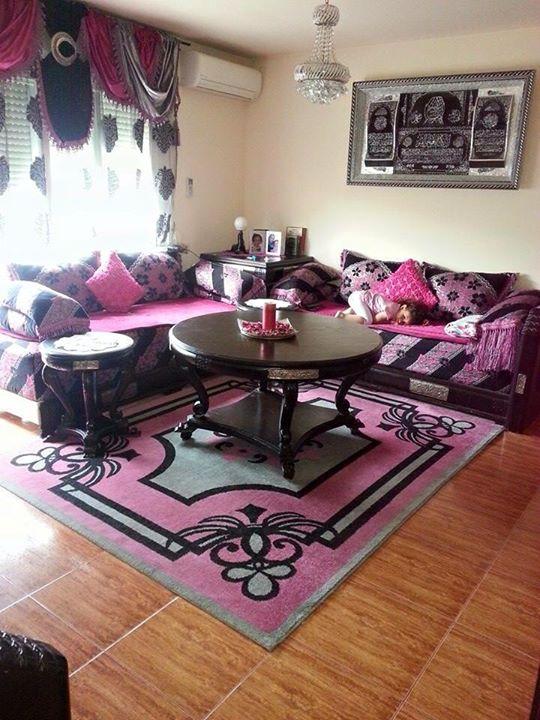 salon marocain salon marocain 2016 top model merveilleux salons marocain traditionnel et modern. Black Bedroom Furniture Sets. Home Design Ideas