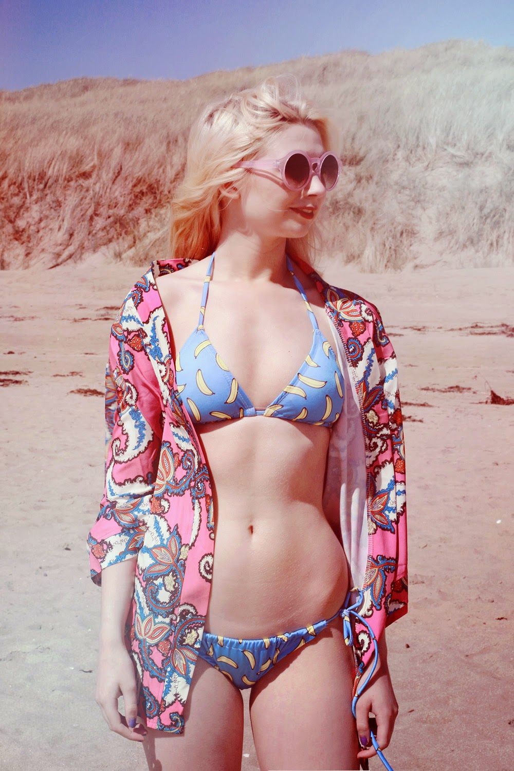 MISSGUIDED BEACH OUTFIT
