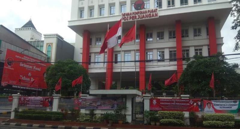 Pertama Kali Temui PDIP: Megawati dan Presiden PKS Tak Hadir