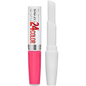Son kem lì màu hồng Maybelline Super Stay 24 color chính hãng Mỹ