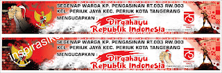 DESAIN BANNER  HUT RI KE- 75 TYPE CDR. (2 MODEL) ~ DOWNLOAD GRATIS