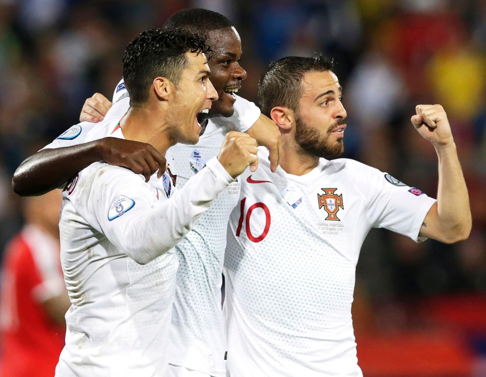 نتيجة مباراة البرتغال وصربيا بث مباشر اليوم 27 مارس 2021 تصفيات كأس العالم