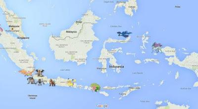 Pokemon GO Akhirnya Resmi dirilis Di Indonesia