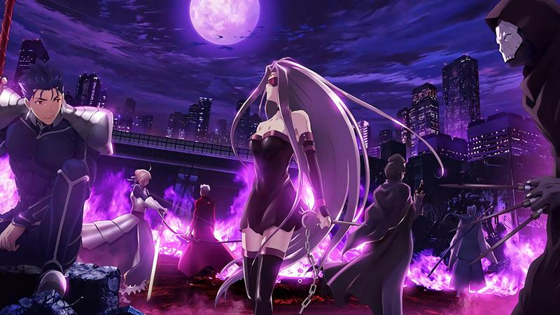 ufotable anime 2020