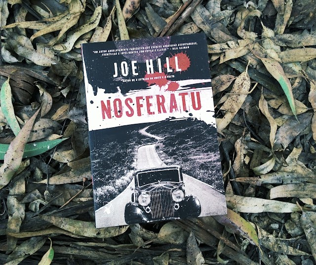 [RESENHA #381] NOSFERATU - JOE HILL