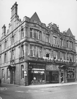 Gaiety Bar Flying Flute Bolton lost pubs of Bolton
