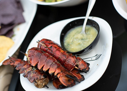 How to grill perfect lobster by Lobster Anywhere