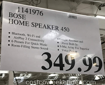Deal for the Bose Home Speaker 450 at Costco
