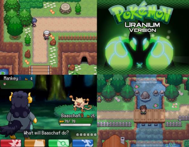 Pokemon Uranium RPG Maker XP Download