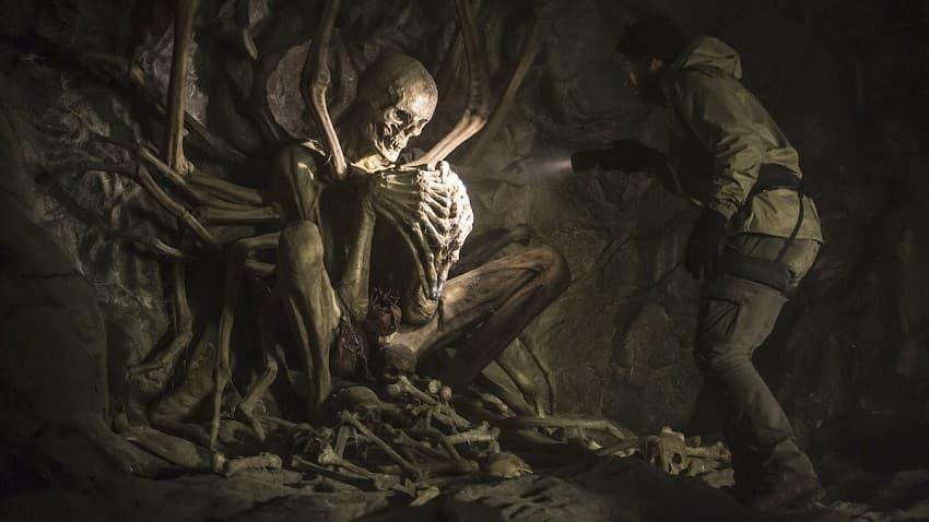 Канал «Кинопремьера» покажет хоррор «Пустой человек» - впервые на российском телевидении
