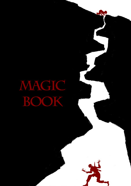 Magic Book #storyboard #visualart