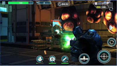 Rescue Strike Back v 0.9 MOD APK+DATA Unlimited Money