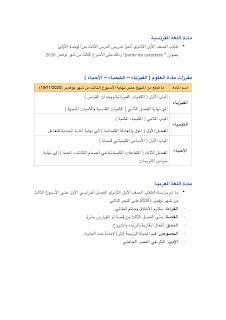 وزير التعليم ينشرالأجزاء المقررة لطلاب الصف الأول الثانوي في الامتحان الإلكتروني التدريبي لعام 2020