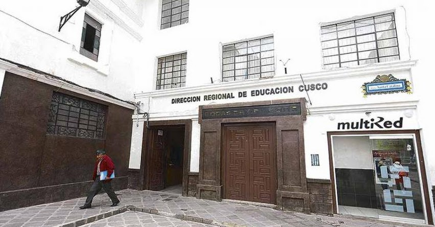 Más de 600 estudiantes de Cusco en riesgo de perder el año escolar 2021
