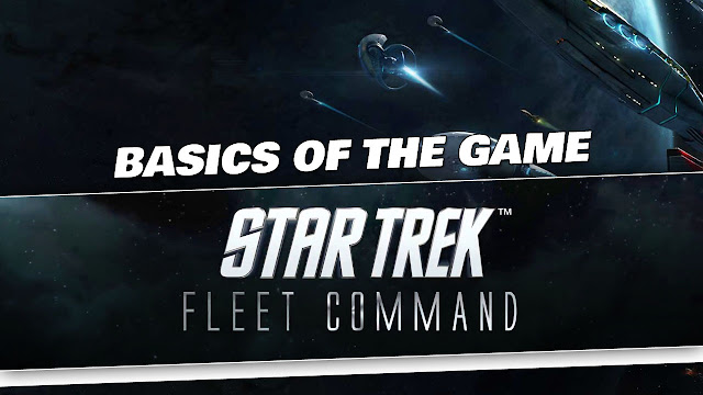 Star Trek Fleet Command on PC by Kabalyero! Learning How To Play The Game!